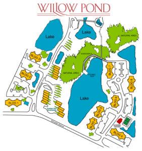 Willow Pond Site Plan